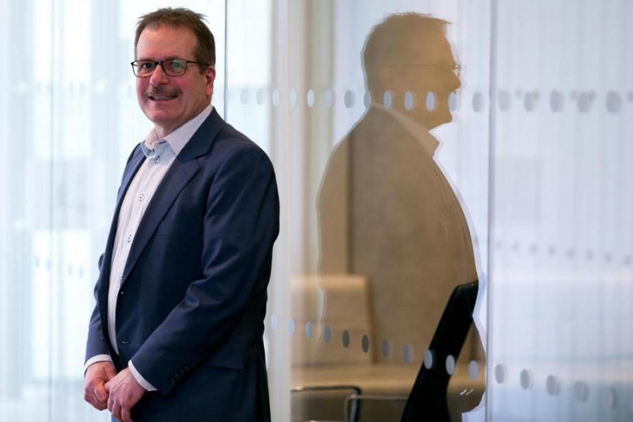Claude Choinière est conseiller en placement et planificateur... (Photo François Roy, La Presse)