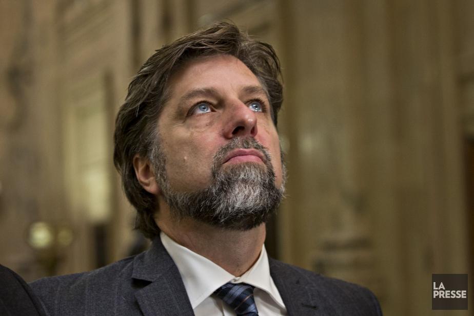 Le maire du Plateau-Mont-Royal, Luc Ferrandez.... (Photo Patrick Sanfaçon, archives La Presse)