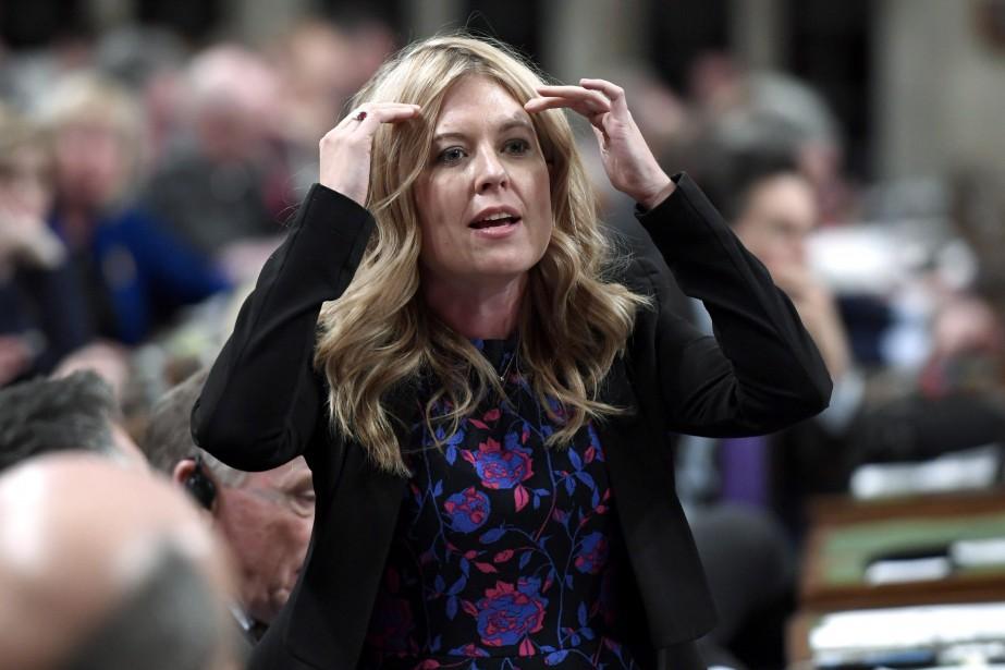 Michelle Rempel a déposé une motion au sujet... (PHOTO PC)
