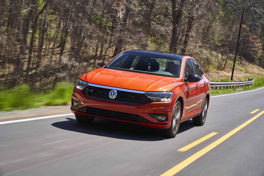 La Jetta 2019 (Photo fournie par Volkswagen)