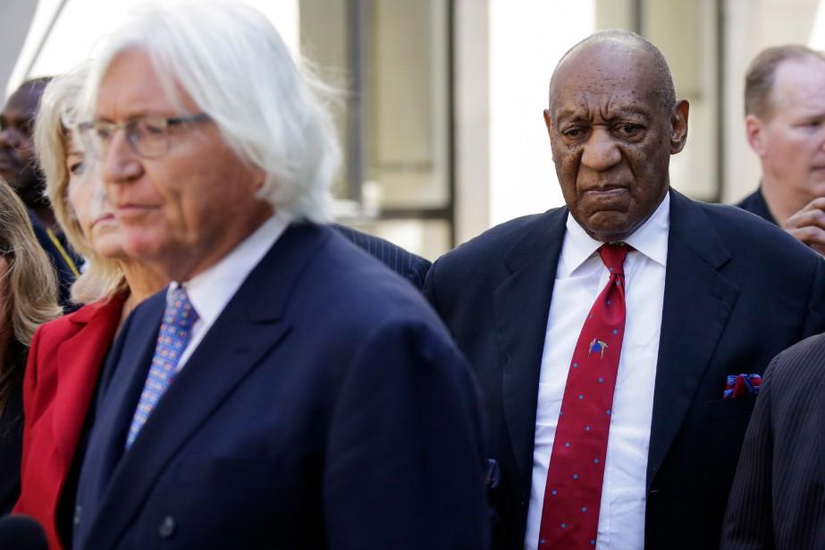 Ce verdict scelle la disgrâce de Bill Cosby.... (PHOTO AFP)
