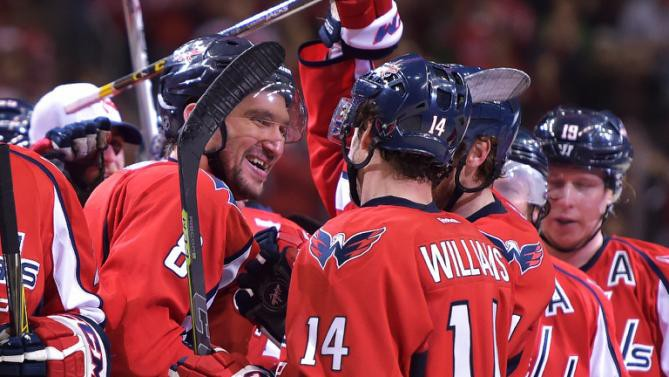 Alex Ovechkin a atteint la marque des 500 buts hier. Seuls Wayne Gretzky, Mike...