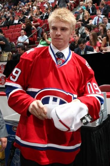 Ce choix de troisième ronde des Canadiens en 2009 a décidé cette semaine de...