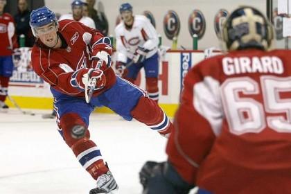 Pour les fans de hockey du Canadien -en fait une province entière- qui...