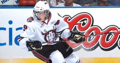 L'attaquant des Rebels de Red Deer a amassé 105 points dans la Ligue junior de...