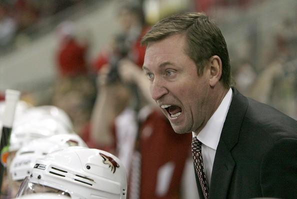 L'ère de Wayne Gretzky est terminée à Phoenix.