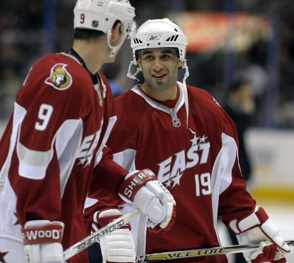 Scott Gomez s'amène donc à Montréal en retour de Chris Higgins, Ryan McDonagh...