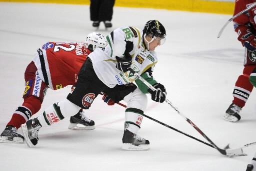 Le Canadien a fait un bon coup en embauchant le jeune attaquant suédois Mikael...