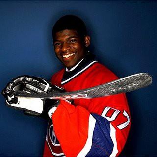 La carrière junior de P.K. Subban, choix de deuxième ronde du Canadien en 2007,...