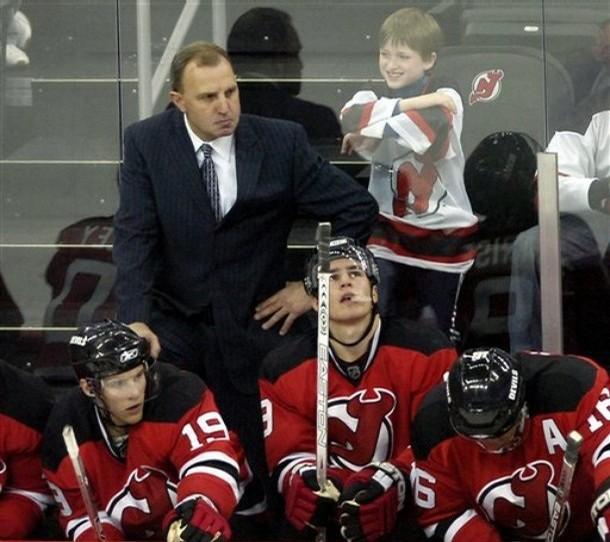 Les Devils du New Jersey semblaient imbattables il n'y a pas si longtemps.