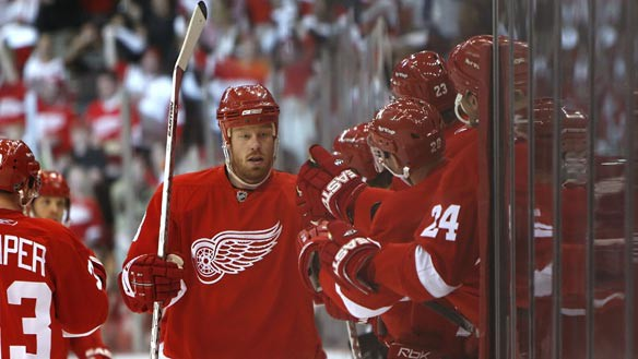 Le DG des Red Wings, Ken Holland, émet des doutes quant à la possibilité de...