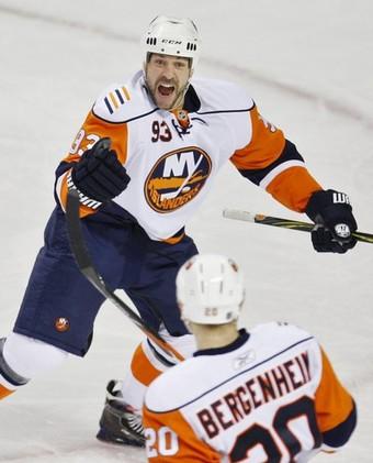 Les Islanders de New York semblent en bonne position pour remporter la loterie...