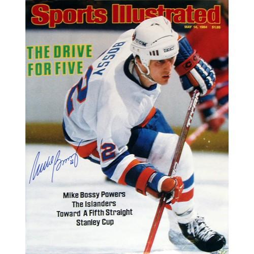 Il y a une dizaine d'années,Mike Bossy avait proposé ses services au Canadien...