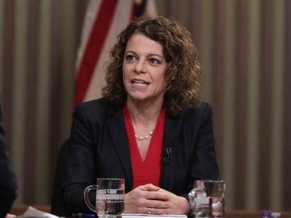 La juge Rebecca Dallett du comté de Milwaukee...