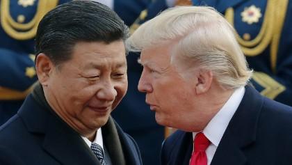 Donald Trump semble envier Xi Jinping, qui a...