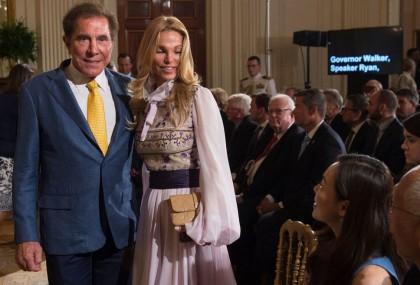 Steve Wynn et sa femme sont devenus des...
