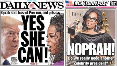 Le moins qu'on puisse dire, c'est que les médias américains sont fascinés par...