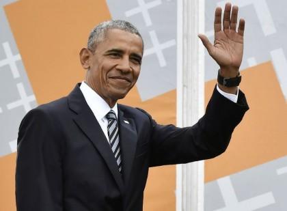Pour la 10e année consécutive, Barack Obama est...