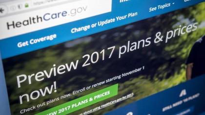 8,8 millions : nombre d'Américains qui ont souscrit à une assurance-maladie...