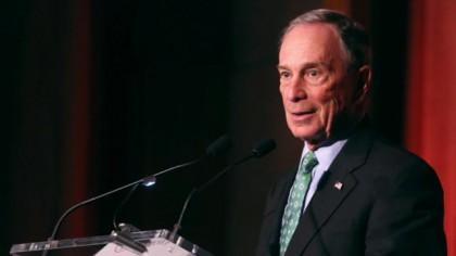Michael Bloomberg n\'est pas un partisan de la...