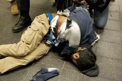 Le suspect dans l\'explosion de Port Authority a...