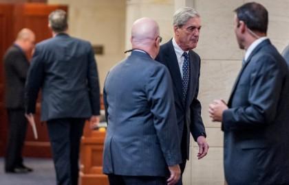 Robert Mueller est chargé de l\'enquête sur l\'affaire...