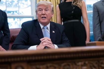Donald Trump a participé à la rédaction d\'une...