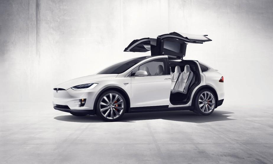 La voiture de ses rêves - Un Tesla Modèle X. | 1 mai 2018