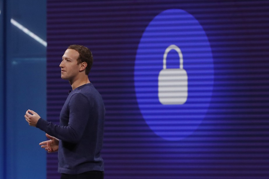Le PDG de Facebook, Mark Zuckerberg, a fait... (Photo Stephen Lam, Reuters)