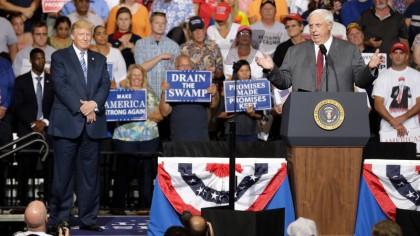 Le gouverneur de Virginie-occidentale Jim Justice a annoncé...