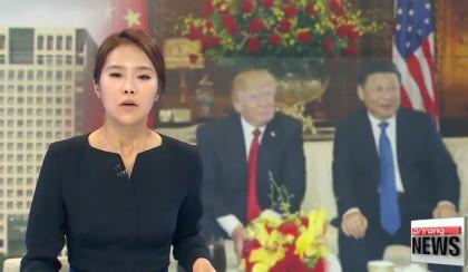 Une lectrice de nouvelles sud-coréenne a dénoncé les...