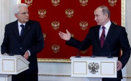 Vladimir Poutine a tenu à Moscou aujourd\'hui une...