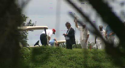 17 : nombre de fois où Donald Trump s'est pointé dans un club de golf au cours...
