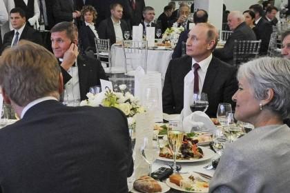 Jill Stein et Michael Flynn étaient les invités...
