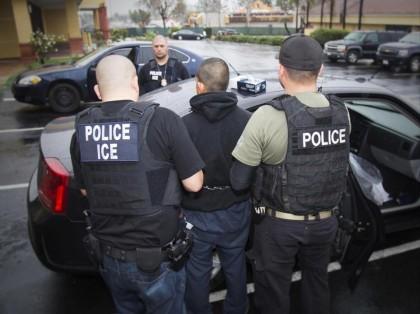 Des agents fédéraux ont procédé à l\'arrestation d\'un...