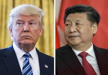 Les présidents Trump et Xi ont eu un...