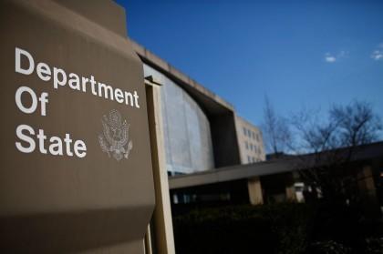 1 000 : nombre de diplomates et autres fonctionnaires du département d'État qui...