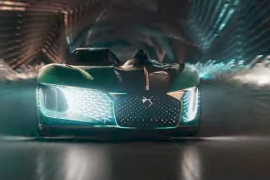 La DS X E-Tense, comme toutes les voitures de Peugeot-Citroën,... | 2018-05-02 00:00:00.000