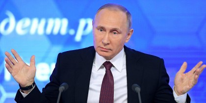 Vladimir Poutine a décidé de n\'«expulser personne» après...