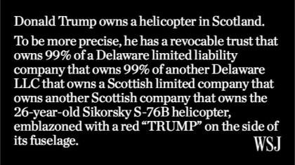 Tout indique que Donald Trump refusera d'adopter la seule solution qui pourrait...
