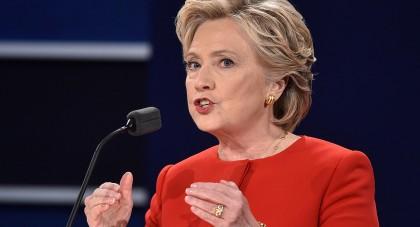 La Maison-Blanche a échappé à Hillary Clinton en...