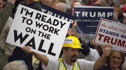 Les électeurs blancs de la classe ouvrière ont...