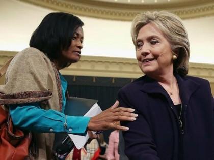 Cheryl Mills, proche conseillère d'Hillary Clinton, s'est inquiétée...