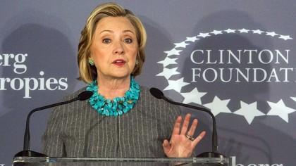 Hillary Clinton et la Fondation Clinton : la...