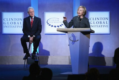 La Fondation Clinton est devenue un talon d'Achille...