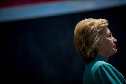 Hillary Clinton est désormais à égalité avec Donald...