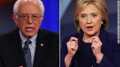 Bernie Sanders et Hillary Clinton : un pas...