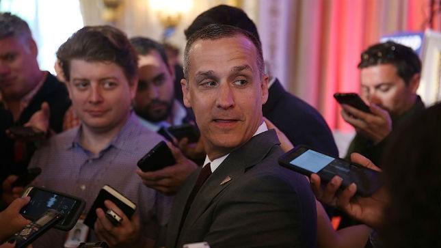 Corey Lewandowski a perdu son poste de directeur...