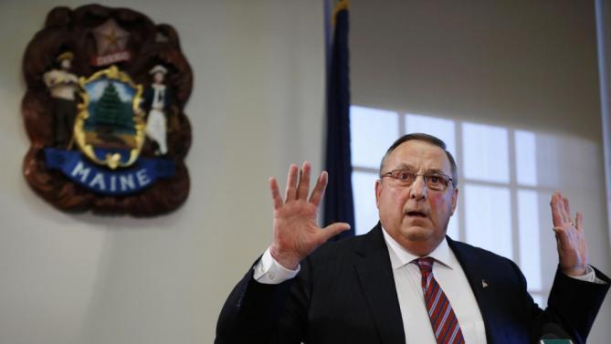 Le gouverneur Paul LePage songe à ramener la...