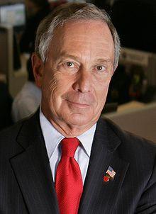 Michael Bloomberg...